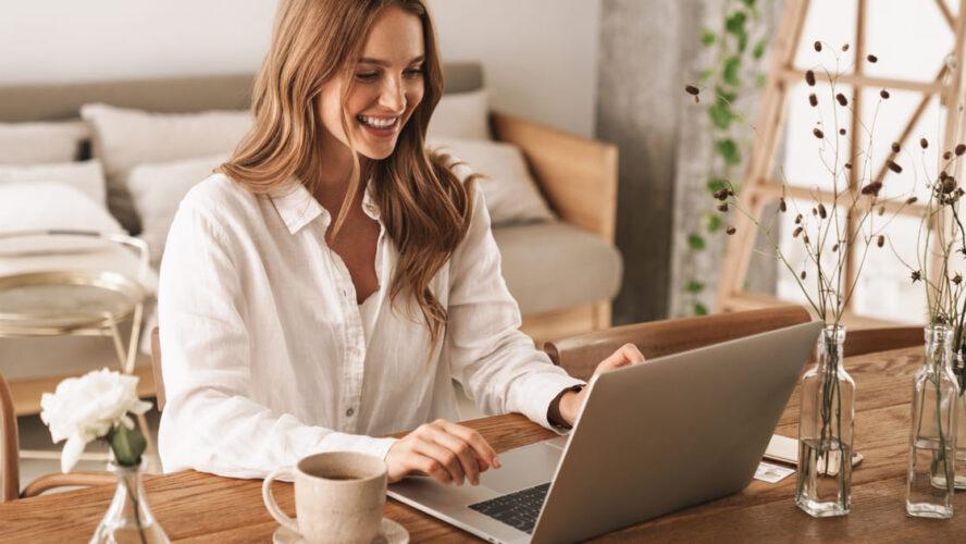 Home Office improvisado: conheça agora os móveis mais revestidos para seu ambiente de trabalho